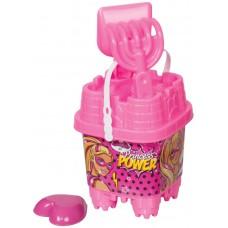 Barbie Küçük Kale Kova Set