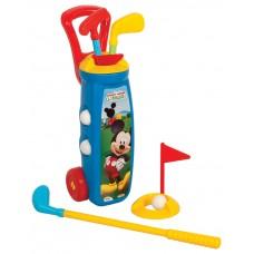 Mickey Mouse Golf Arabası